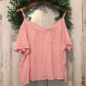 Ambiance Pink Top